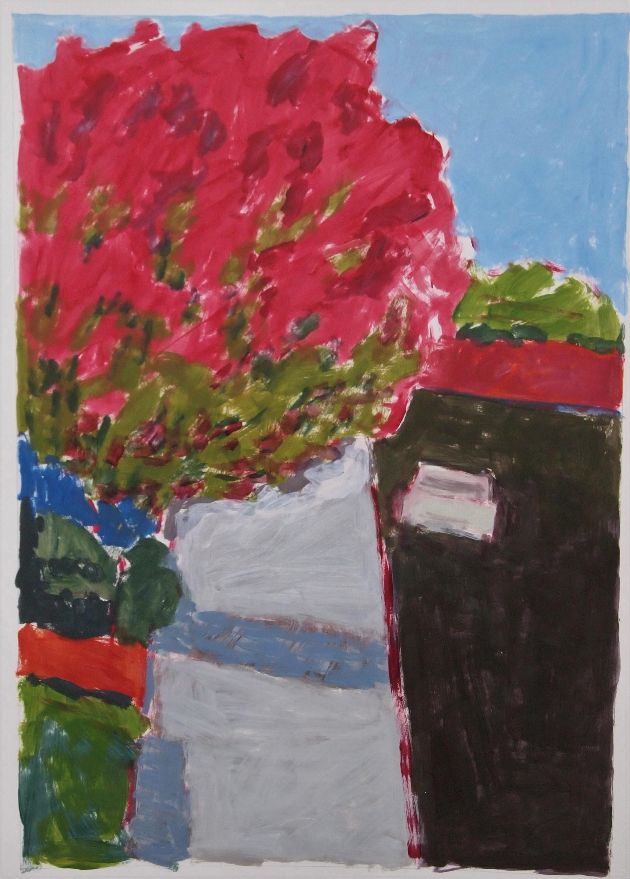 Pink tree, Rotton Park