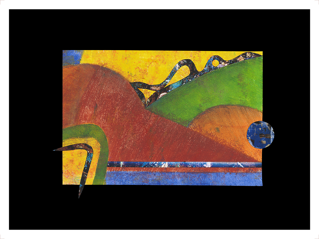 Maria Gwynne - Kandinsky series #4