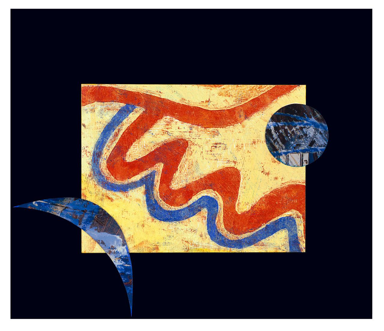 Maria Gwynne - Kandinsky series #7
