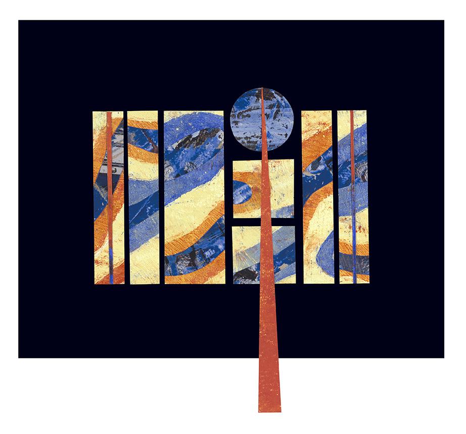 Maria Gwynne - Kandinsky series #9